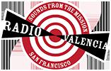 Radio Valencia logo by Rick Abruzzo